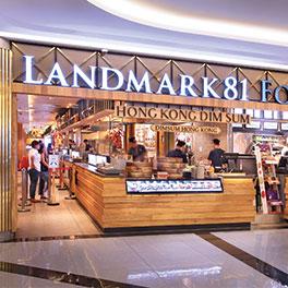 Concept – LandMark 81 Food Hall